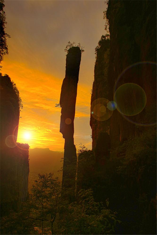 恩施大峡谷摄影,恩施大峡谷摄影攻略