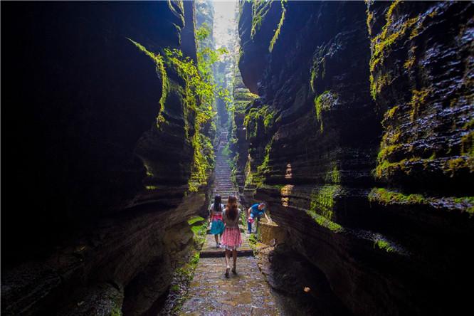 【最新】2020年梭布垭石林景区免票详情