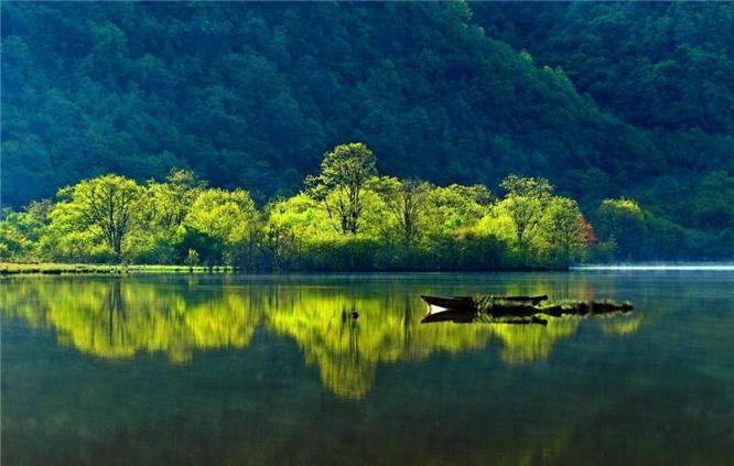 神农架大九湖摄影,神农架大九湖摄影线路